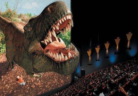 Как открыть широкоформатный кинотеатр