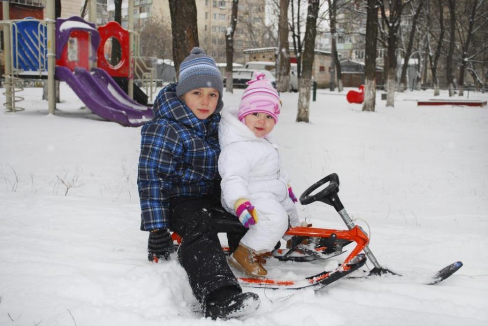 snegokat deti 1024x685 - 7 идей зимнего бизнеса