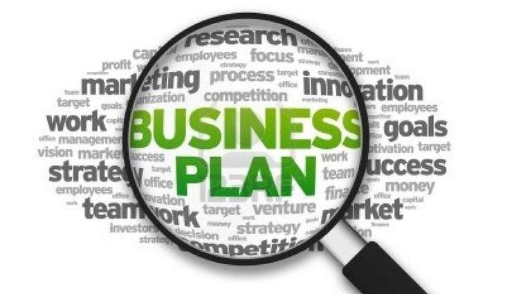 Бизнес-план под кредит в банке