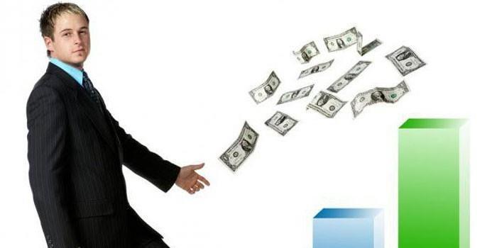 Мужчина и деньги