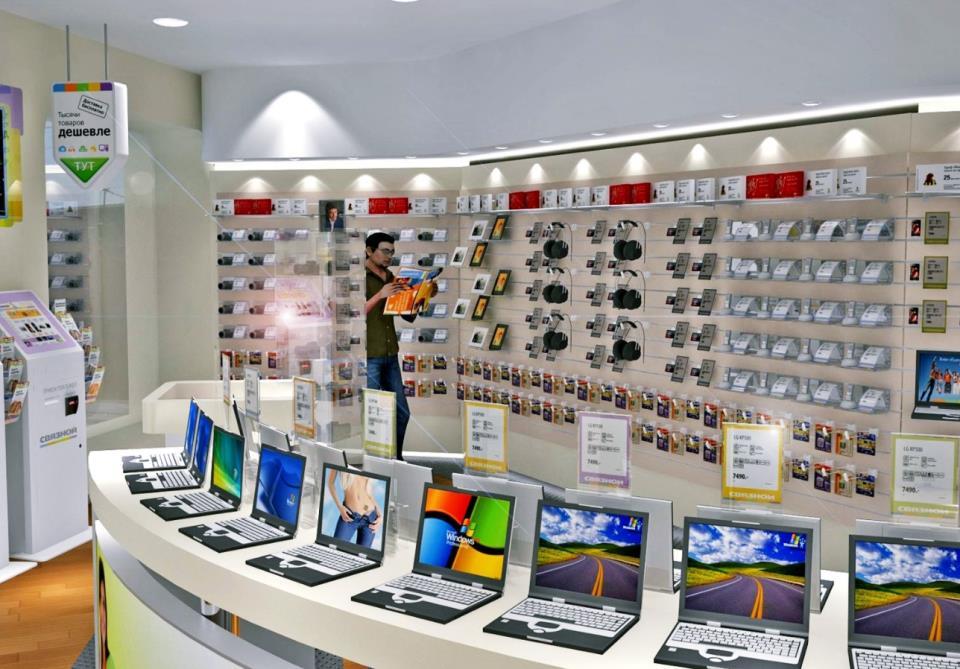 Как открыть магазин мобильных телефонов