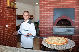 Цех по производству пиццы