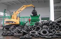 Мини завод по переработке шин