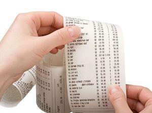 Результаты анализа среднего чека