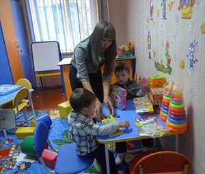 семейный детский сад на дому