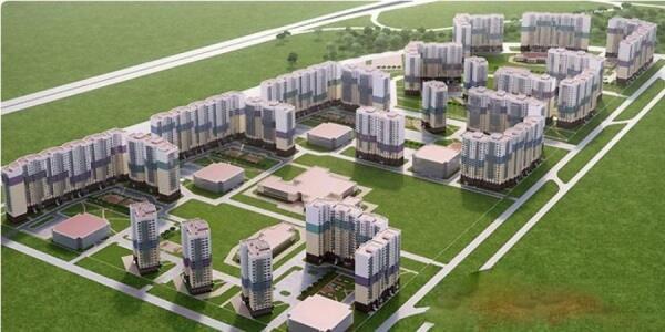 Расположение недвижимости