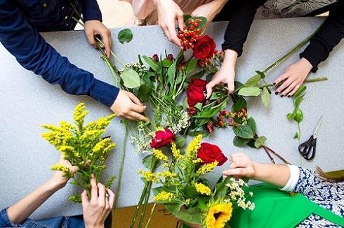бизнес план пример цветочного магазина