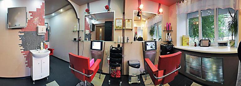 оборудование для салона красоты и парикмахерской