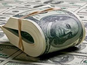 Связка долларов США