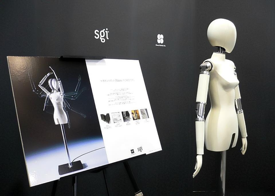 Роботы-манекены