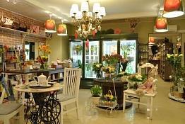 Магазин, сервис доставки цветов