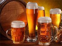 Продажа свежего пива