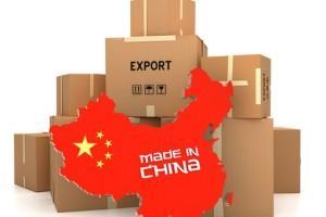 Рисунок экспорта товаров из Китая