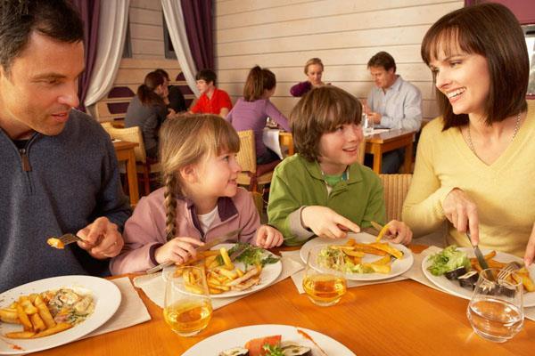 Семейный ресторан