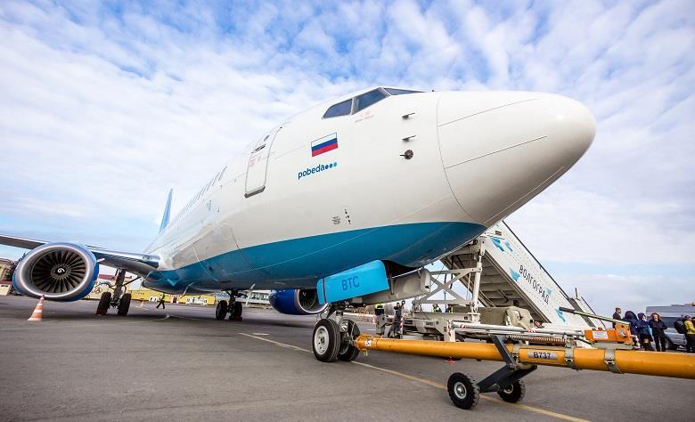обслуживание самолета