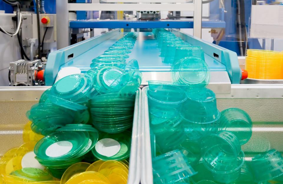 Бизнес-идея производства изделий из пластика