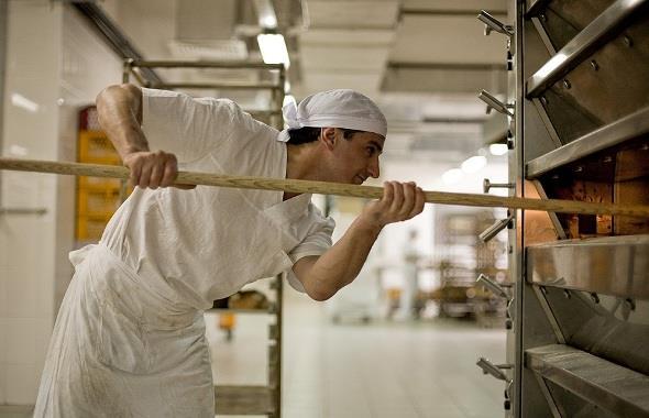 Работа на пекарне!