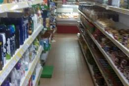 Продуктовый магазин в Одинцово