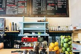 Итальянское кафе с отдельным входом м. Марьина роща
