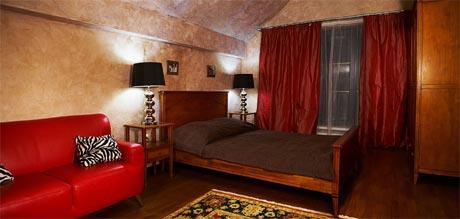 Дизайн номера мини отеля