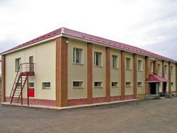 Центральное административное здание нашей компании по адресу г.Киров, ул.Потребкооперации 17А