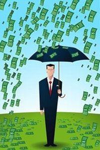 Деньги других людей