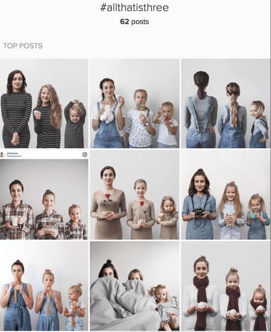 Способы оформления аккаунта в Инстаграм: примеры и шаблоны