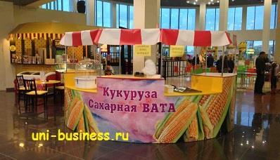 бизнес на еде