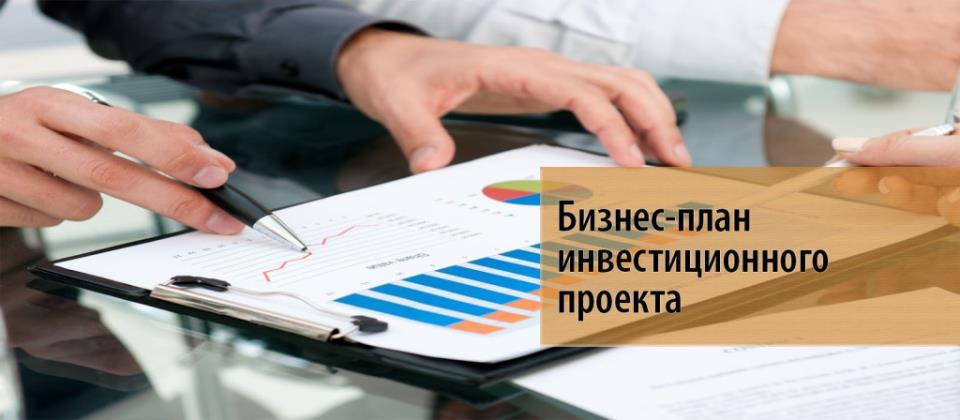 8 Бизнес план инвестиционного проекта