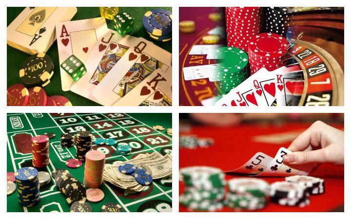 Азартные игры казино