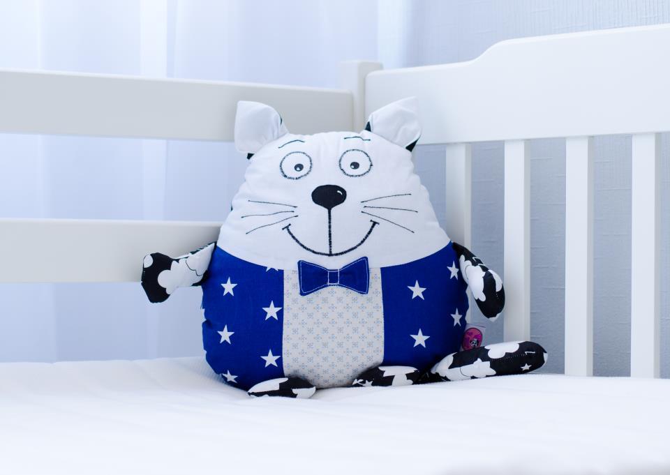 Подушка Кот Ричард - фото