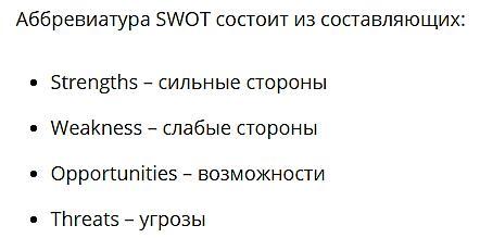 swot-analiz