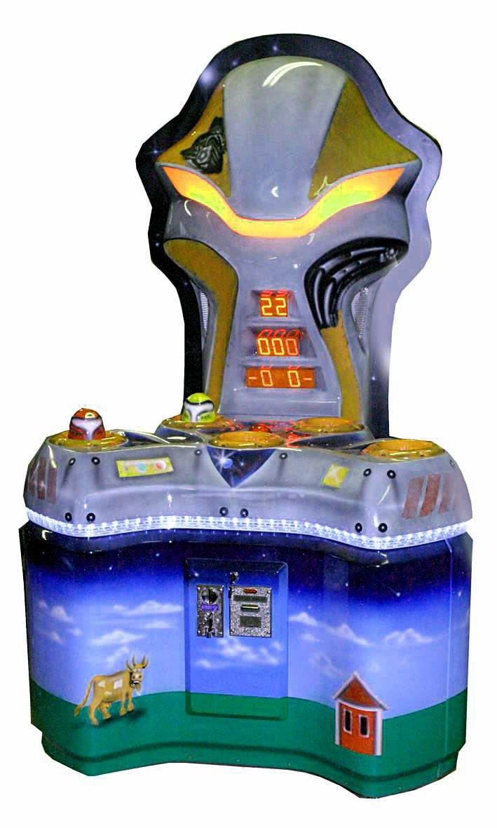 Где и как открыть собственный бизнес в сфере игровых автоматов для детей