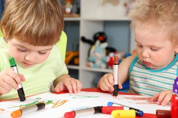 Создание детского развивающего центра