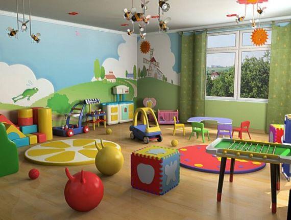 Помещение для детского развивающего центра