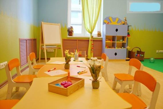 Оснащение детского развивающего центра