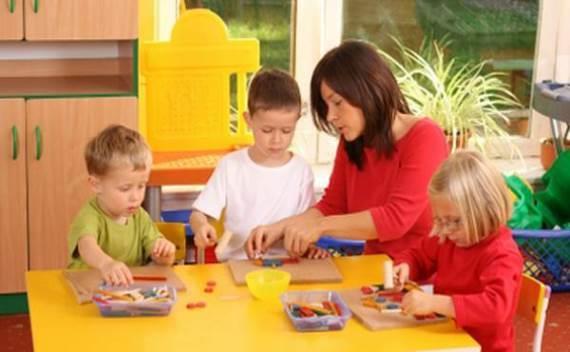 Педагоги детского развивающего центра