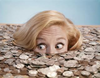 Топить кого-либо в своих деньгах — не правда ли расточительно?