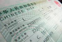 chaina visa