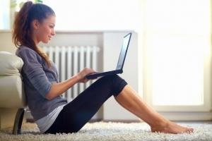 Преимущества работы на дому