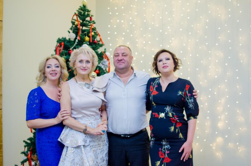 Новогодний Бизнес–Бал провели во Владивостоке