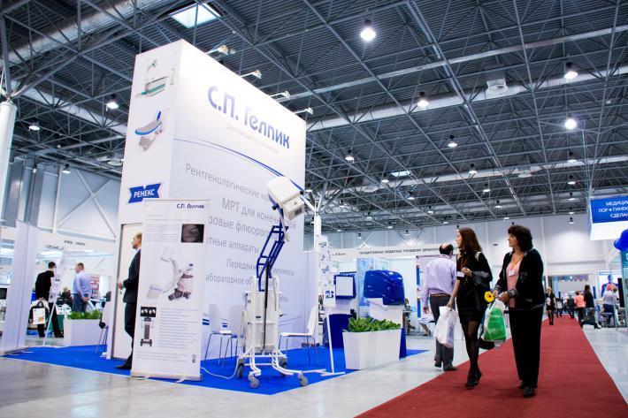 Выставки медицинского оборудования - довольно прибыльный бизнес