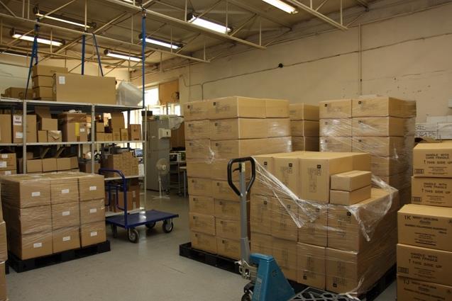 складские помещения для бизнеса