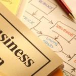 Рисунок подробного бизнес плана со схемами