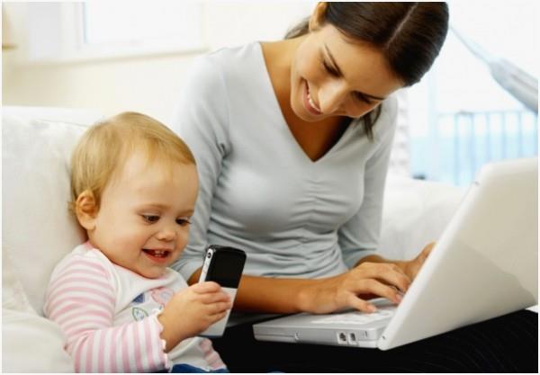 бизнес для мам в декрете
