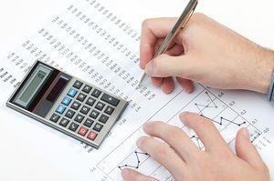 Расчет показателей эффективности в финансовом плане