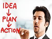 План - идея - действие