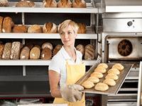 Персонал на пекарне