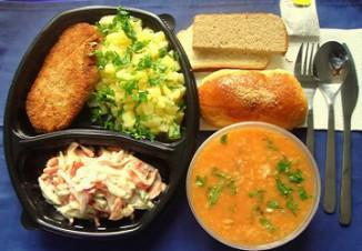 готовых обедов