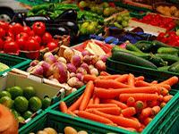Продажа овощей